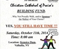 Walkathon Flyer